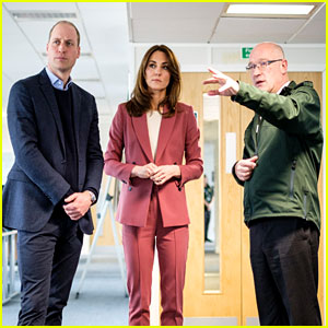 Kate Middleton & Prince William Meet the People Working on Frontlines of Virus Outbreak