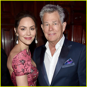 Katharine McPhee & David Foster Will Give Daily Concerts on Instagram Live During Coronavirus Outbreak