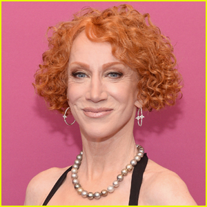 Kathy Griffin Hospitalized for Coronavirus-Like Symptoms, But Can't Get Tested