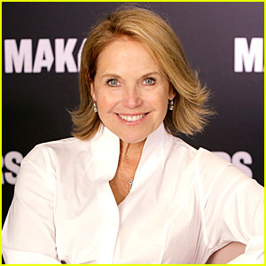 Katie Couric Will Work from Home After Interacting with Coronavirus Patient on Saturday