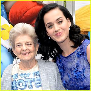 Katy Perry's Grandma Ann Pearl Hudson Dies at 99