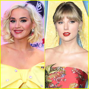 Katy Perry Provides Update on Her Friendship with Taylor Swift