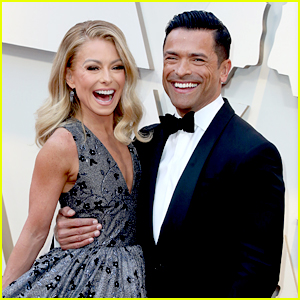 Kelly Ripa Shares Video Montage For Husband Mark Consuelos' Birthday