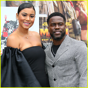 Kevin Hart & Eniko Parrish Expecting Their Second Child Together!