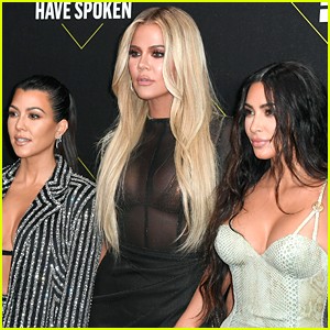 Kourtney Kardashian Likes Tweet Calling Kim & Khloe Bullies After 'Keeping Up' Fight