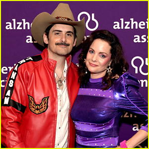 Brad Paisley Opens Free Grocery Store Early With Wife Kimberly Williams-Paisley