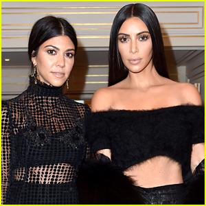 Kourtney Kardashian Throws Water Bottle at Kim During Fight on 'KUWTK' - Watch!