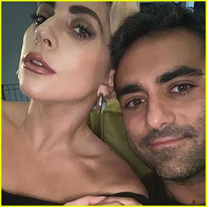 Lady Gaga Shares Cute Selfie With Boyfriend Michael Polansky in Self-Quarantine Update