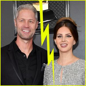 Lana Del Rey & Sean 'Sticks' Larkin Split After Several Months of Dating