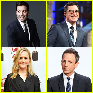 'The Tonight Show', 'Late Show' and More Late Night Talk Shows Are Going Without Audiences Following Coronavirus Pandemic
