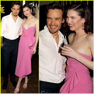 Liam Payne & Maya Henry Couple Up at Tings Dinner After False Split Rumors