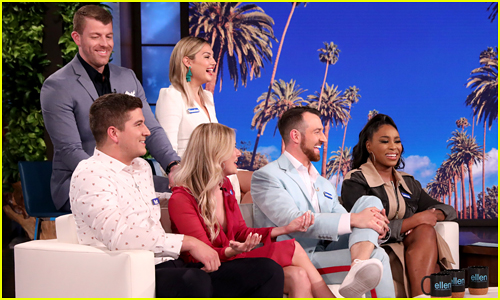 'Love Is Blind' Stars Reveal How They Ended Up on the Show on 'Ellen'! (Video)
