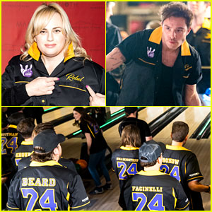 Stars at Mammoth Film Festival Pay Tribute to Kobe Bryant with Special Jerseys at Bowling Tournament