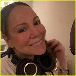 Mariah Carey Celebrates Her Birthday by Recording a New Song!