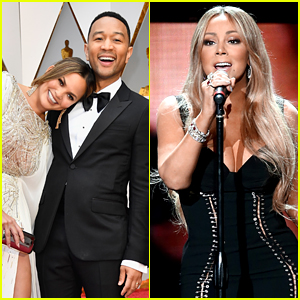Mariah Carey Has an Amazing Reaction to John Legend & Chrissy Teigen Cooking to Her Music!