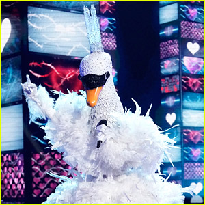 The Swan Is Unmasked On 'The Masked Singer' - See Who It Was Here!