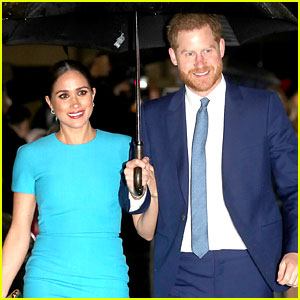 Meghan Markle & Prince Harry Are Now Living in Los Angeles