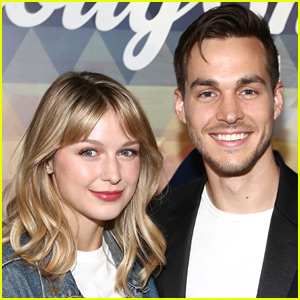 Melissa Benoist Is Pregnant, Expecting First Child with Chris Wood!