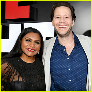 Mindy Kaling Traded Food With Ike Barinholtz So She Could Bake Cookies