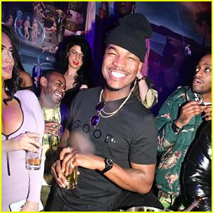Ne-Yo Parties Solo in NYC Following Split From Wife Crystal Renay