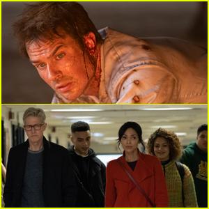 Netflix Cancels 'V-Wars' & 'October Faction'