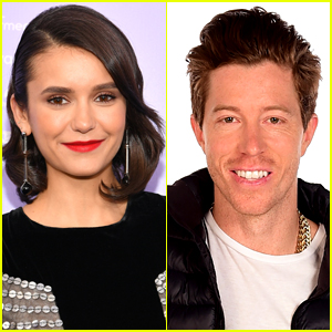 Nina Dobrev & Olympian Shaun White Photographed Together During Social Distancing