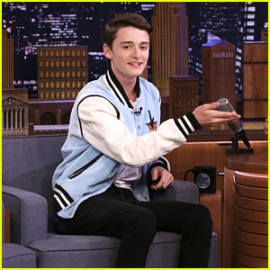 Noah Schnapp Pokes Fun at His 'Stranger Things' Hair & Gushes Over Zendaya - Watch! (Video)