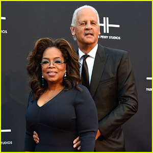 Oprah Winfrey Moved Partner Stedman Graham to Their Guest House Due To Coronavirus Fears