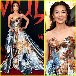 Animated 'Mulan' Star Ming-Na Wen Steals The Spotlight at Live-Action 'Mulan' Premiere