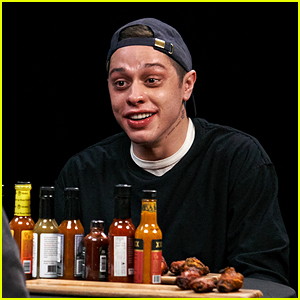 Pete Davidson Says Ex Ariana Grande 'Made Me All Famous' - Watch! (Video)