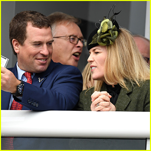 Peter Phillips & Ex Autumn Watch The Races Together at Cheltenham Festival 2020