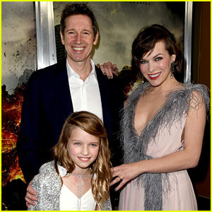 Ever Anderson, Milla Jovovich's 12-Year-Old Daughter, Will Play Wendy In Live-Action 'Peter Pan & Wendy'