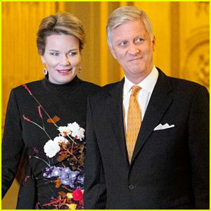 Belgium's King Philippe & Queen Mathilde Reschedule Trip To Italy Amid Coronavirus Outbreak