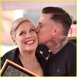Pink Hits Back at Hater While Social Distancing at Home on Instagram