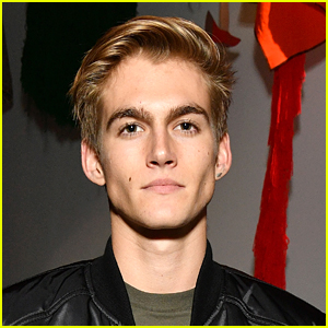 Presley Gerber's Second Face Tattoo Was Just a 'Filter' - See the Photo