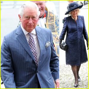 Prince Charles & Camilla, Duchess of Cornwall, Join Queen Elizabeth & Family at Commonwealth Day Services!