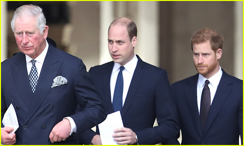 Here's How Prince Harry & Prince William Found Out About Prince Charles' Coronavirus Diagnosis