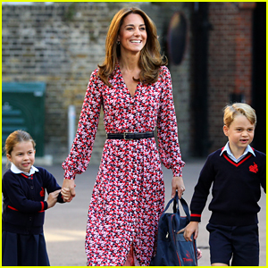Prince George & Princess Charlotte's School Is Closed & They Will Do 'Remote Learning'