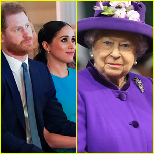 Queen Elizabeth Invites Meghan Markle & Prince Harry to Church