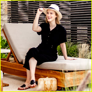 Rachel Brosnahan Used the Highest SPF Possible in Cabo!