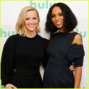 Reese Witherspoon & Kerry Washington Just Realized They Both Auditioned For 'Clueless'