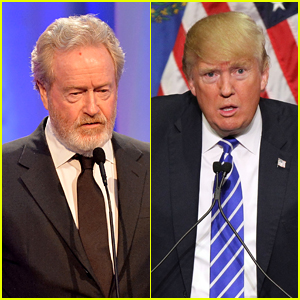 Ridley Scott Calls Out 'Nutcase' Donald Trump for His Pandemic Response