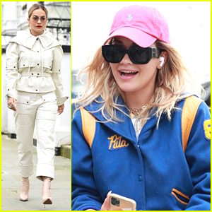 Rita Ora Hopes Fans 'All Stay Safe' Amid Coronavirus Concerns Around The World