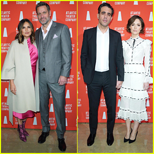 Mariska Hargitay & Peter Hermann Join Rose Byrne & Bobby Cannavale at Couples Choice Gala Event