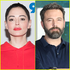 Rose McGowan Calls Out Ben Affleck for Allegedly Not Coming Forward About Harvey Weinstein: 'I Feel Sorry for Him'
