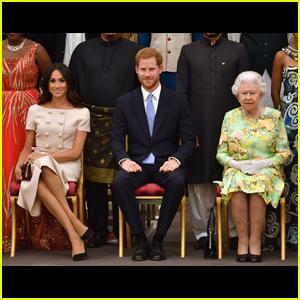 Meghan Markle & Prince Harry Share Important Message From Queen Elizabeth Regarding Coronavirus Crisis