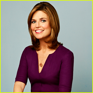 Savannah Guthrie To Film 'Today' From Her Basement Due To A 'Super Mild' Sore Throat