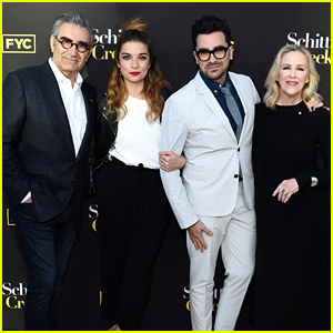 'Schitt's Creek' Fans Are Still Visiting The Town Where It's Filmed Despite Stay at Home Orders