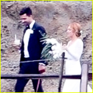 See Photos From Brittany Snow & Tyler Stanaland's Wedding!