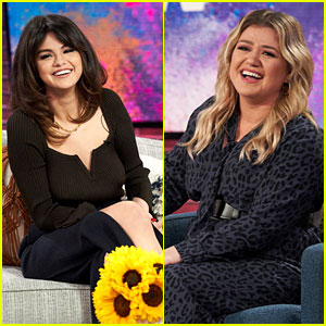 Selena Gomez Talked About Not Being the Best Singer & Kelly Clarkson Had Such a Touching Response
